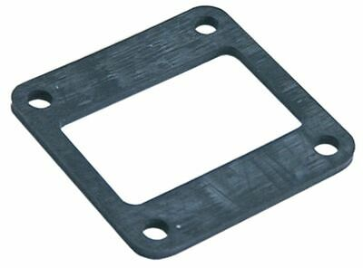Gasket Rubber L 82Mm W 82Mm Thickness 4Mm Hole D 9Mm Hole Distance 64Mm