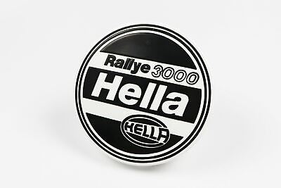 Hella Rallye 3000 Front Spotlight Headlight Cap Universal Protective Cover OEM