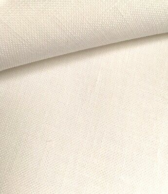 Antique White 36 Count Zweigart Edinburgh linen even weave fabric - size options