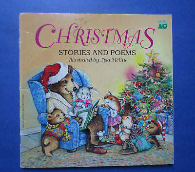 Christmas Stories and Poems by Lisa McCue , Paperback