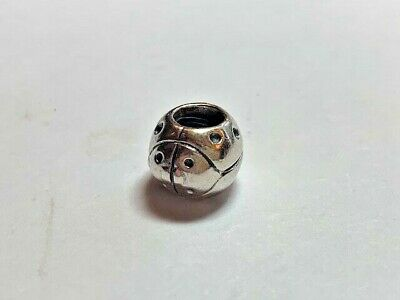 cef4aac58d48f NEW/TAGS AUTHENTIC PANDORA Silver Ladybug Jacket Earrings #297123Nlc ...