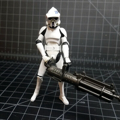 Star Wars Loose Clone ARF Trooper Clone Wars CW10 2009 Hasbro