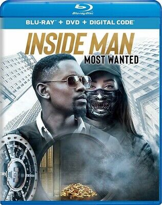 Inside Man 2: Most Wanted (Blu-ray)(Region Free)(Pre-order / Sep 24)