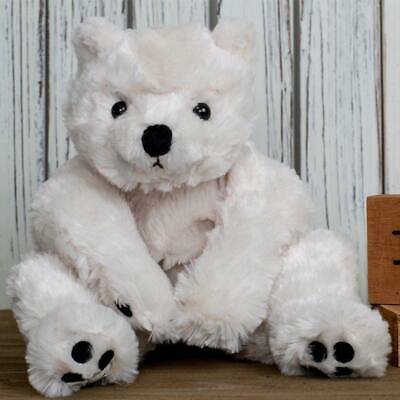Bukowski Design Bears - Antonio-Baby Polar Bear 40 by Barbara Bukowski