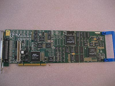 Virgo PCI Radar Input Card - Primagraphics Model# 710002-03 Excellent Condition