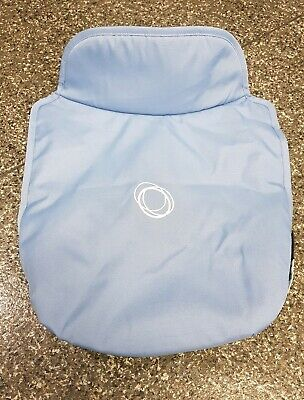 Bugaboo Donkey apron for carrycot ice blue excellent condition 002