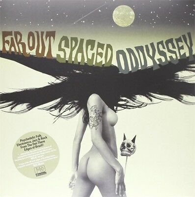Far out Spaced by Various Artists Vinyl LP Record Import NEW