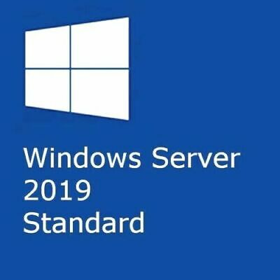 Win Server 2019 Standard Full System Genuine Activation License Key Product Code