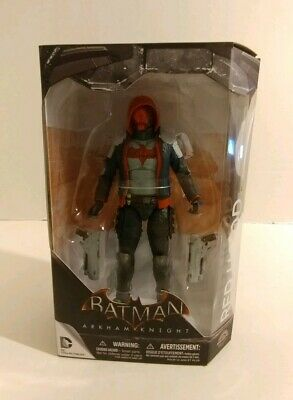Batman Arkham Knight Red Hood 2015 GameStop Exclusive Sealed!! DC Collectibles