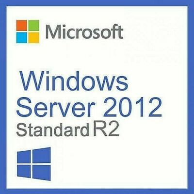 Win server 2012 R2 Standard Genuine Activation License Product Key