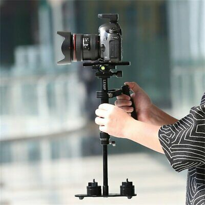 """LESHP Mini Handheld Stabilizer With Quick Release Plate 1/4"""" Screw For Camera C"""