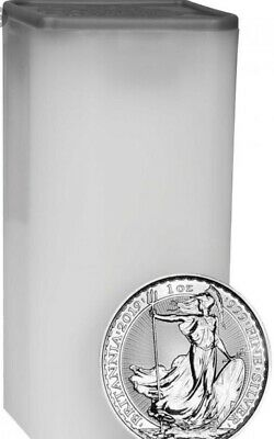 25x 1oz .999 Silver Coins Mixed in Tube FREE SILVER BAR & Special Delivery