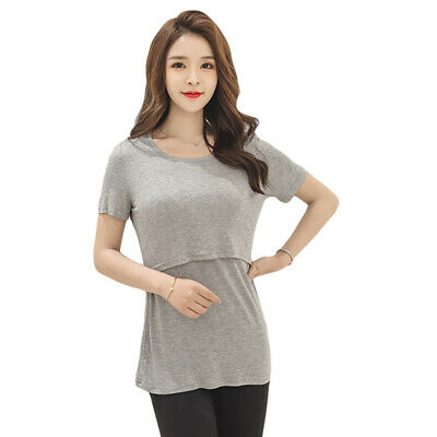 Maternity Clothes Postpartum For Pregnant Women Maternity Undershirts Creative