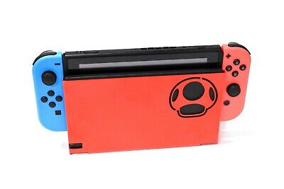 Nintendo Switch Shell Case Protector Skin Stand Mount Dock Super Mario Maker