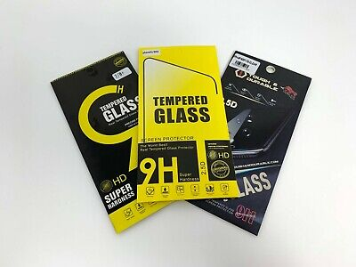 For iPhone X / XS / XS- Max / XR -Premium HD - Tempered Glass - Screen Protector