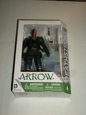 DC Collectibles Arrow DEATHSTROKE Action Figure NEW