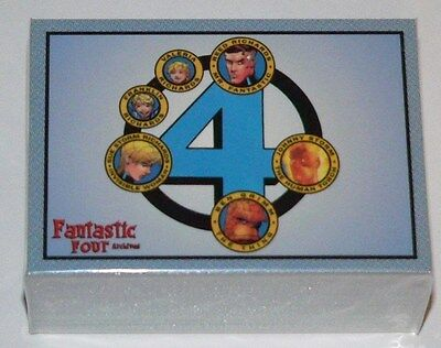 . Fantastic Four - 4 - Archives 72 card base set by Rittenhouse in 2008.