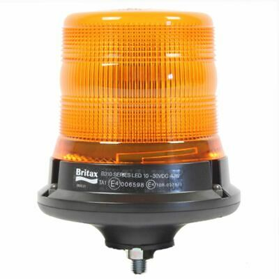 Britax B310 Series R65 LED Single Bolt Beacon - Amber