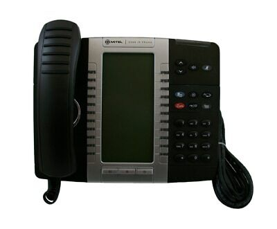 MITEL 5340 VOIP IP Gigabit Phone & Handset with Wireless