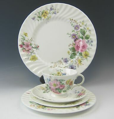 Royal Doulton China ARCADIA 5 Piece Place Setting(s) MULTIPLE AVAILABLE EX