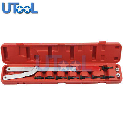 Universal Camshaft Pulley & Fan Clutch Holder Set Removal Clutch Tool