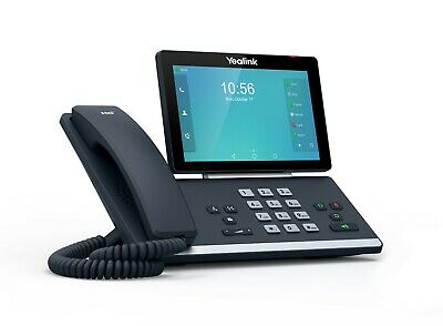 "Yealink T58A 16 Line IP HD Android Phone 7"" Colour Touch Screen HD Voice BT WiFi"
