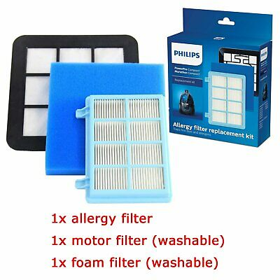 Filter For Philips FC9331//09 FC9332//09 FC8010//01 3pcs//Set New Useful Durable