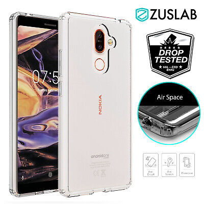 Nokia 5.1 6.1 7.1 8.1 7 Plus 8 Case Ultra Clear Heavy Duty Shockproof Slim Cover