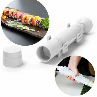 Roller Sushi Roll Mold Kitchen Tools For Sushi Maker Bazooka. Rice And Meat Tool