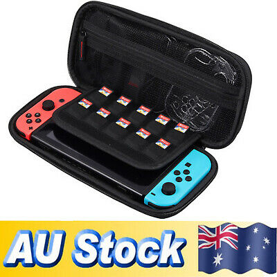 Travel Shell Carrying Case Storage Bag Screen Protector For Nintendo Switch