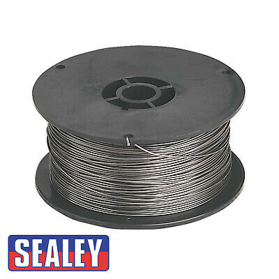 Sealey MIG Flux Cored MIG Wire 0.9Kg 0.9mm A5.20 Class E71T-Gs Welding Equipment