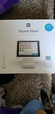 Square Contactless and Chip Reader Stand(IPAD 5TH GEN, PRO 9.7-INCH, AIR 2, AIR)