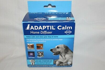 Adaptil Calm Home Diffuser 30 Day Starter Kit With 3 Refills