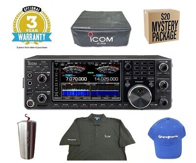 ICOM AT-500 HF Full Automatic Antenna Tuner for 160 through 10