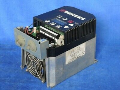 Berges Electronic ACP3302-2B Phase and frequency converter (defective)