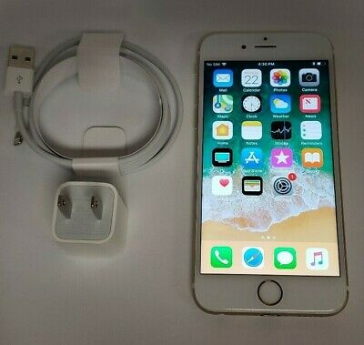 Apple iPhone 6s  - 64GB - Gold (Unlocked) A1634 (CDMA + GSM) 9/10