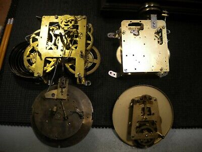 1 Lot of used clock movements