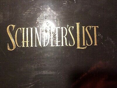 NEW Sealed Schindler's List Limited Edition Collectors Box Set Special Edition