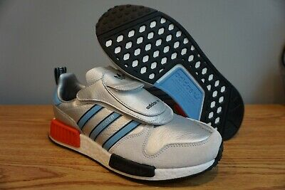 finest selection cd3c1 ab12e ADIDAS ORIGINALS MICROPACER XR1 Boost Never Made Pack NMD ...