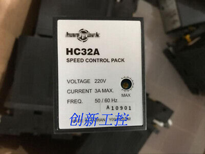 Applicable for HANMARK speed motor protector AC motor controller HC32A AC220V