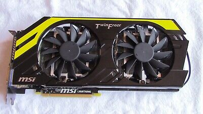 NVIDIA GEFORCE GTX 680 2GB for Apple Mac Pro w/ Power Cables [4K