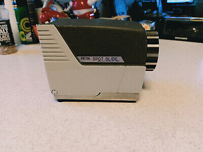 Vintage Petri Spot Slide Folding Projector 35Mm