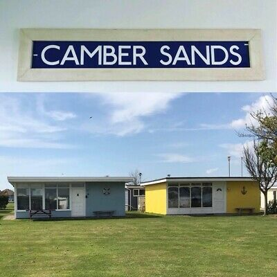 Camber Sands Chalets to Hire All Year Round. (The Beach Huts) Weekend Breaks