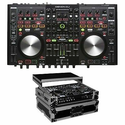 DENON MC6000 DJ Controller For Virtual DJ and Traktor - $275 00