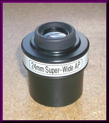 2 inch 24mm Super-Wide AP eyepiece Telescope, Spotting *New*