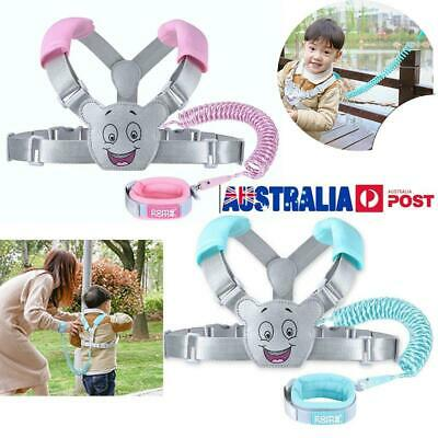 Baby Walking Harness Toddler Kid Anti-lost Strap Wrist Leash Shoulder Strap Belt