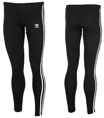 adidas Essentials 3S 34 Pants Damen black vis melange joy