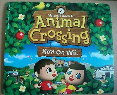 Animal Crossing Mouse Mat - rare