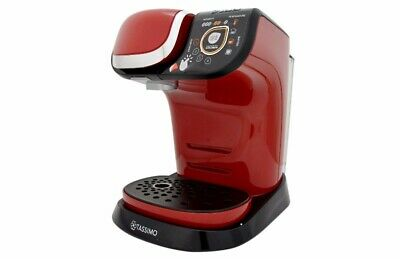 Bosch TAS6003 My Way Tassimo Distributeur Multi-Boissons Rouge