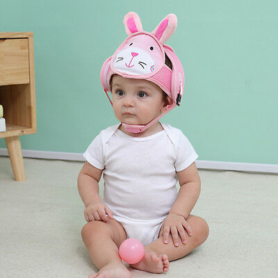 Infant Toddler Safety Helmet Baby Kid Head Protect Hat For Walking Crawl LI